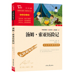 汤姆索亚历险记(中小学新课标必读名著)95000多名读者热评!