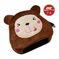 春笑USB暖手鼠标垫 加热保暖鼠标垫 鼠标套 淘淘熊