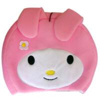 美乐兔USB暖手鼠标垫(多款式随机发货)