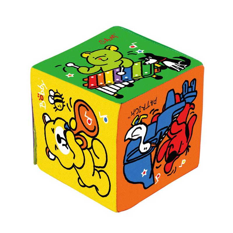 [当当自营]K's Kids 奇智奇思 音乐魔方 QKA10664[秒杀产品无法参加满减]【当当自营】低幼益智玩具 适合6-36个月