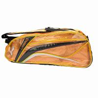 李宁LINING 羽毛球包 ABJK032 双肩双开6支装专业羽毛球拍包