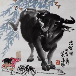 张广    牧读图