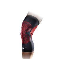 Nike 耐克 弹性膝部护套护具 Pro NPC篮球骑车运动透气防滑加长护膝