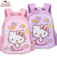 HELLO KITTY 儿童小学生书包可爱KT猫女童减负双肩包SK91012