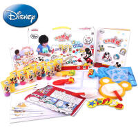 Disney/迪士尼 涂鸦套装儿童安全无毒颜料可水洗绘画手指画画手工DIY玩具活动专属