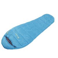 探路者TOREAD户外250克棉睡袋男女款头枕袋舒适保暖TECC80626