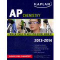 KAPLAN AP CHEMISTRY 2013-2014