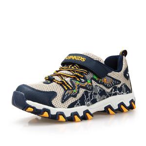 camkids小骆驼童鞋 男童鞋儿童运动鞋 青少年户外登山鞋新款965449