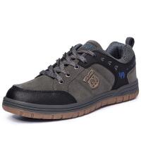 【货到付款】崎峰骆驼男鞋 低帮 新款板鞋时尚休闲鞋户外旅游登山鞋