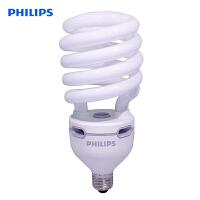 飞利浦节能灯大功率螺旋型65W/E27大螺口节能光源高亮度灯管荧光灯