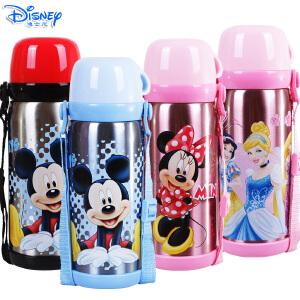 Disney迪士尼 双效保温保冷杯大容量儿童奥氏体不锈钢直饮保温壶HM2224