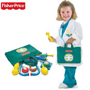 Fisher Price 费雪 小医生套装 过家家玩具