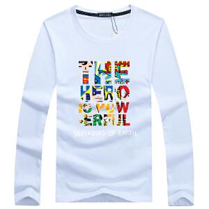 EASZin逸纯印品 男式短袖T恤 2017夏季新款中国风精气神印花体恤衫