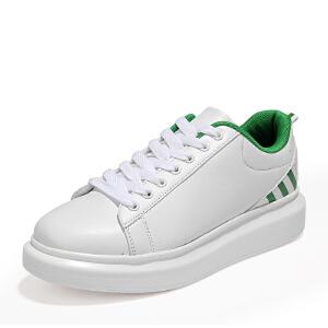 Mr.zuo2017新款春季情侣小白鞋男鞋白色板鞋情侣休闲鞋子运动鞋韩版潮鞋