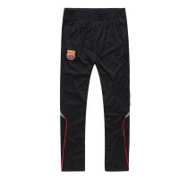 巴萨款足球长裤 秋季直筒收腿足球裤男足球训练裤长裤印号运动服装套装