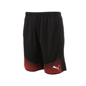 彪马PUMA男装运动短裤运动服足球速干LOGO款65490851