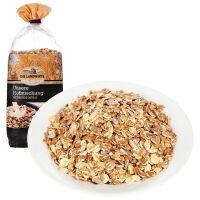 买3送1德国进口(DIE LANDWIRTE) 德兰燕麦片即食 早餐燕麦550g