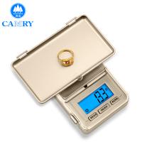 香山精准迷你珠宝称电子称0.01g口袋秤茶叶称0.1g克称药材天平秤,精确到0.01的珠宝秤,精准捕捉细微质量的变化