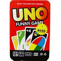 全店满99元包邮!谁是卧底 1981 UNO牌 铁盒装 游戏牌 功能扑克牌 塔罗牌,多种款式选择