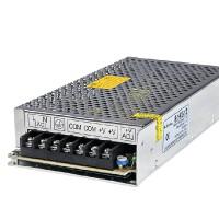 伊莱科 12V12A开关电源 S-145-12 安防监控电源 LED开关电源