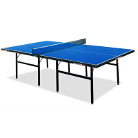 双鱼 乒乓球台 家用乒乓球桌 533 单折式乒乓球台