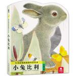 亮丽精美触摸书系列-小兔比利