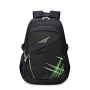智尔娜2016新款男生书包双肩包男休闲背包初中高中学生行李背包