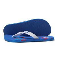 adidas阿迪达斯男鞋拖鞋人字拖2017新款运动鞋AQ4034