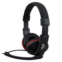硕美科 声籁 A500i 头戴式电脑游戏音乐耳机/耳麦 单插头