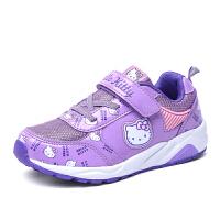 Hellokitty童鞋女童休闲鞋跑步鞋