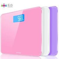 乐心A3电子秤智能体脂秤体重秤微信互联家用人体秤健康脂肪测量仪