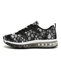 金帅威 男士跑步鞋3D全掌气垫运动鞋休闲鞋