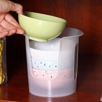 【可货到付款】欧润哲 不锈钢创意双层S型沥水碗碟架 厨房碗碟盘筷子餐具收纳架