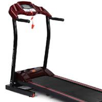 奇美康双跑台双减震单功能跑步机电动家用跑步机上班族健身族