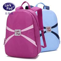 【可礼品卡支付】larkpad小学生书包中学生男女4-6年级双肩包初中生减负护脊成人背包