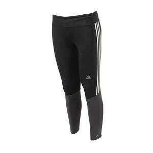 adidas阿迪达斯女装运动长裤跑步紧身裤运动服AX6599