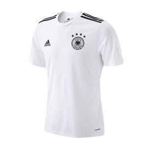 adidas阿迪达斯男装短袖T恤德国球迷版比赛运动服AA0141
