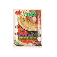 李牌 牛肉粉调味料75g 泰国进口调味料 火锅底料 面条米粉汤料 牛肉汤底