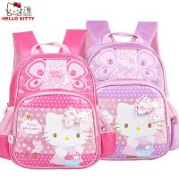HelloKitty凯蒂猫儿童小学生书包可爱KT猫女童减负双肩包SK91053