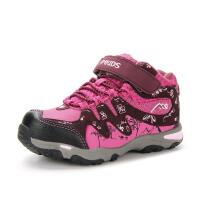 camkids小骆驼 女童冬鞋 儿童运动鞋小童鞋高帮登山鞋耐磨防滑备足户外983304新品