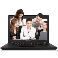 联想(lenovo) 昭阳K20-80 12.5英寸笔记本电脑 超薄本 商务办公 便携 i3-5005U 4G 500G WIN7