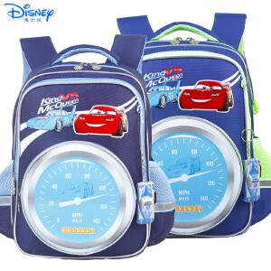 迪士尼麦昆汽车男童小学生1-3年级卡通双肩减负护脊书包RB0089