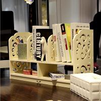 东木 书架书柜简易桌上储物柜子桌面床头层架小收纳柜组合置物柜博古架家具柜展示架学生书柜墙