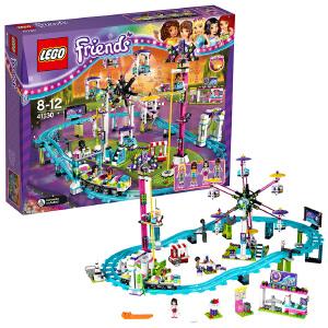 [当当自营]LEGO 乐高 Friends好朋友系列 游乐场大型过山车 积木拼插儿童益智玩具41130