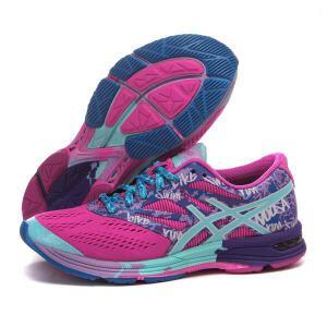 ASICS女跑步鞋跑步Gel-noosa tri 10鞋子T580N-4790