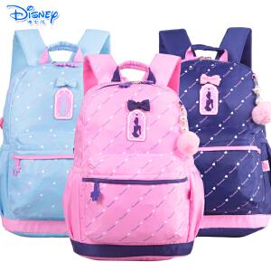 迪士尼白雪公主中小学生年级休闲女生儿童双肩休闲书包DL82861