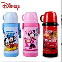 迪士尼保温杯不锈钢儿童水杯子宝宝米奇保温杯学生保温杯水壶