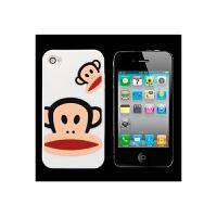 大嘴猴IPHONE4 4S手机保护壳 套 硅胶套 苹果4代