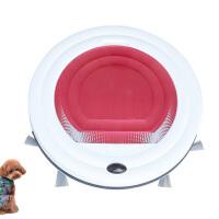 吸尘器 家用 扫地机 家用全自动扫地机器人智能保洁扫地机艳红色