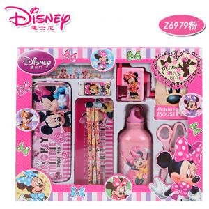 Disney/迪士尼 文具套装米奇米妮文具礼盒小学生学习用品套装礼盒Z6979